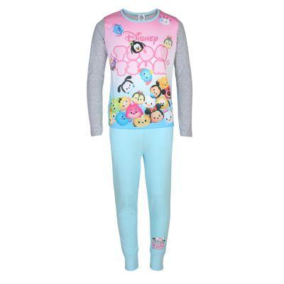 Disney Tsum Tsum Kids Girls Pyjamas Pink 5-6 Years