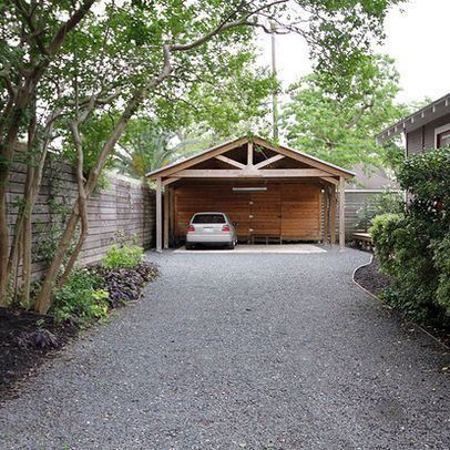 Garage And Shed Photos Carport Design Ideas, Pictures, Remodel, and Decor - page 3