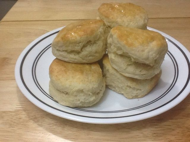 How to Make Buttery Buscuits Recipe