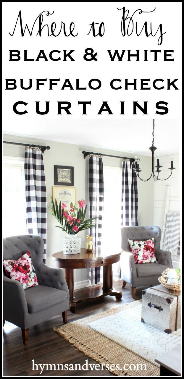 Where to buy buffalo check curtains family room curtain ideas pinterest family room curtains curtains and room