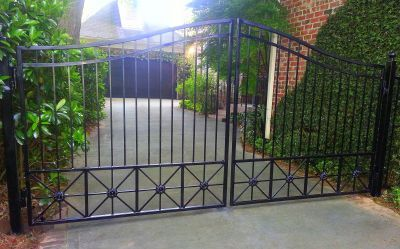 contemporary wrought iron gates - Google Search