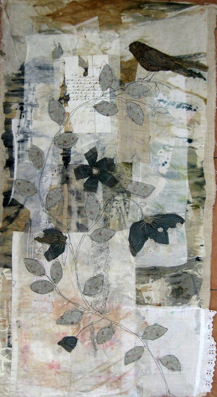 mandy pattullo . textile art