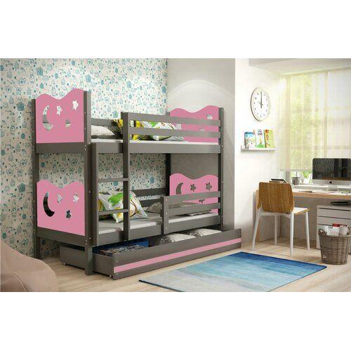 Bunk Bed Wirila With Drawer Roomie Kidz Liegeflache 80 X 160 Cm