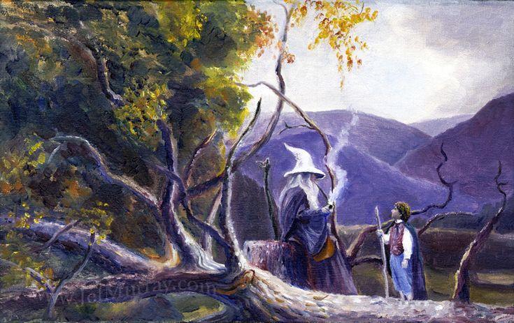 fairy tale forest oak ridge nj | On Woodland Trails | Jef Murray Studios