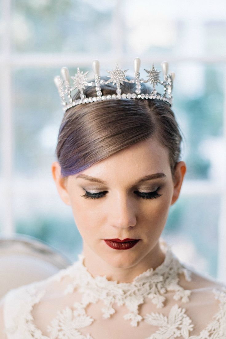 Bridal tiaras and veils - Bridal Tiara Crystal And Pearl Tiara Stella Swarovski Bridal Tiara Crystal Wedding Crown Rhinestone Tiara Wedding Tiara Diamante Crown