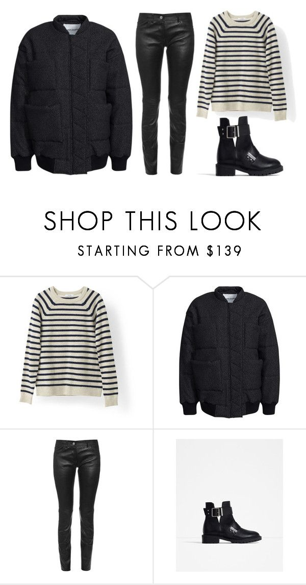 """""""Outfit in spring"""" by emmavestphael on Polyvore featuring Carin Wester, Balenciaga and Zara"""