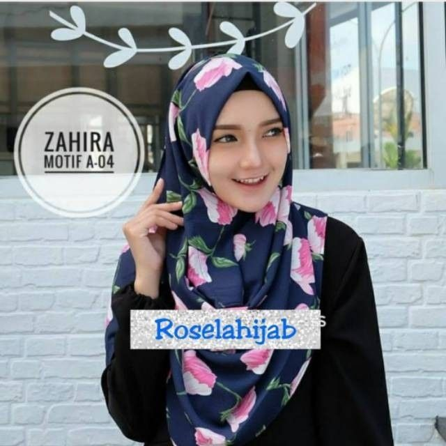 Saya menjual Jilbab motif instan zahira seharga Rp65.000. Dapatkan produk ini hanya di Shopee! https://shopee.co.id/tetureladn/699301336 #ShopeeID