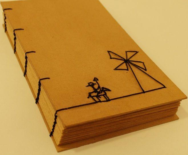 Cursos de Encuadernación artística www.mundodelarte.cl