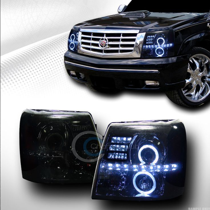 2002 escalade custom headlights - Google Search