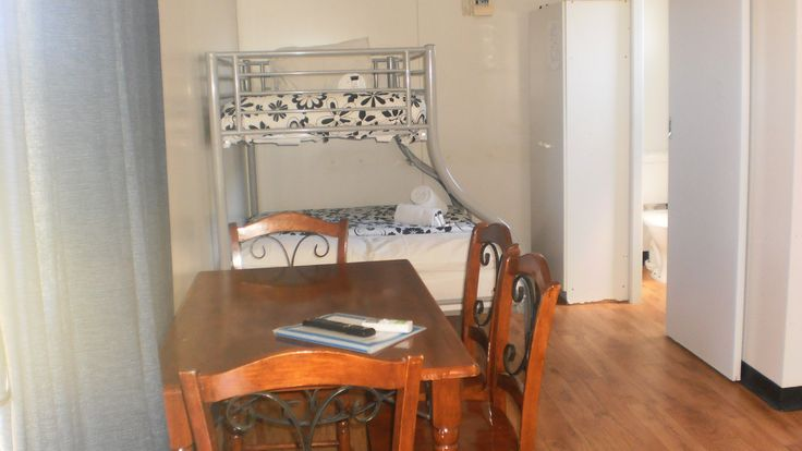 Our budget ensuite cabins are fantastic for families also!  #big4mackaymarine #mackay #whitsundays #big4holidayparks