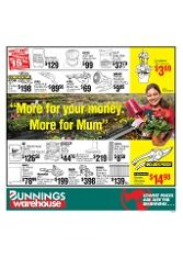Bunnings NZ Catalogue: More For Your Money. More For Mum
