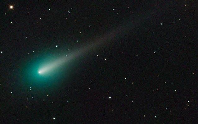 ΕΙΣ ΤΟ ΕΠΑΝΙΔΕΙΝ: Οι κομήτες μετέφεραν στη Γη τα ευγενή αέρια