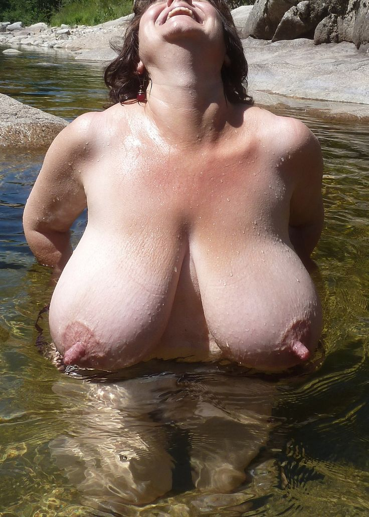 Women with giant tits