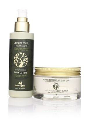 46% OFF Panier des Sens Organic Olive Oil Body Lotion & Body Butter, Set of 2