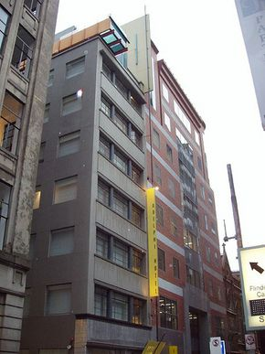 Adelphi Hotel Melbourne - Denton Corker Marshall
