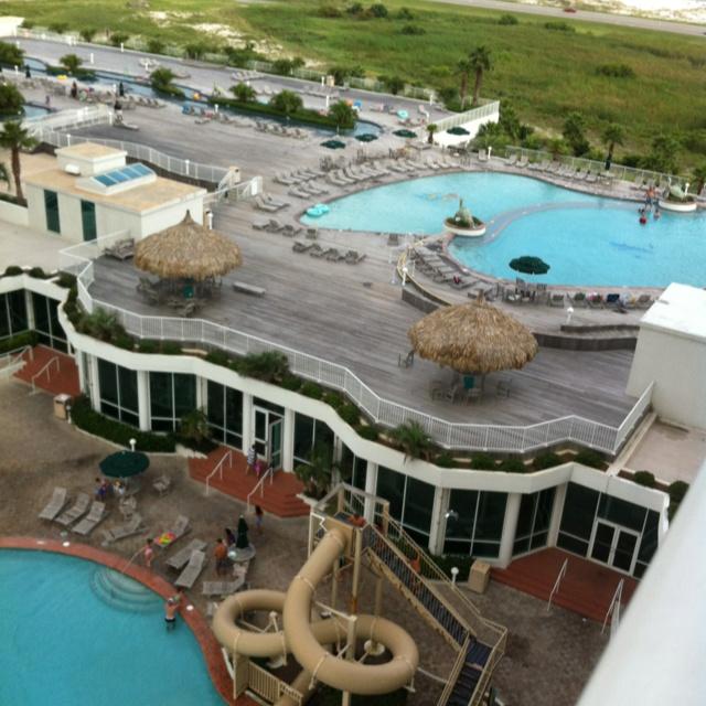 Caribe resort in Orange Beach, AL Home Sweet Home!!
