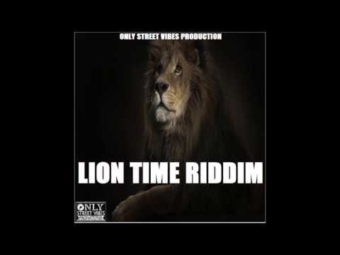 Reggae Instrumental - Lion Time Riddim - Only Street Vibes Production - YouTube