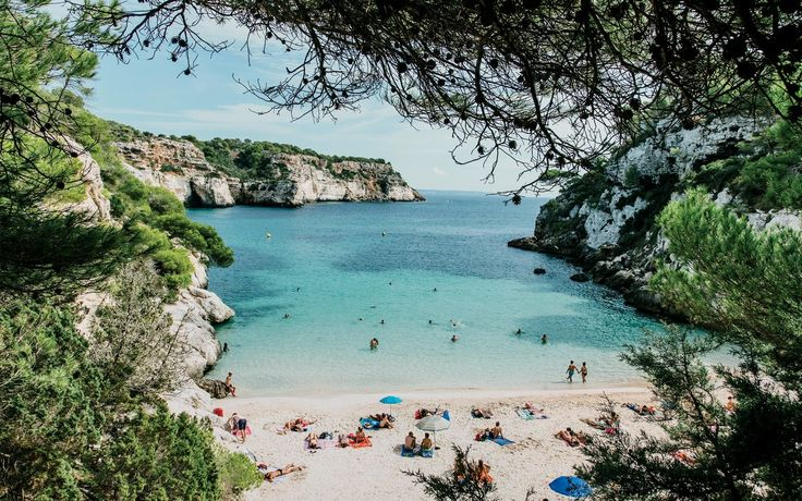 With its picture-perfect beaches, sun-bleached villages, and unforgettable lobster stew, Menorca is the most relaxed and tranquil of the beloved Balearic Islands — less clubby than Ibiza, less touristy than neighboringMallorca — making it perfect for a family getaway.