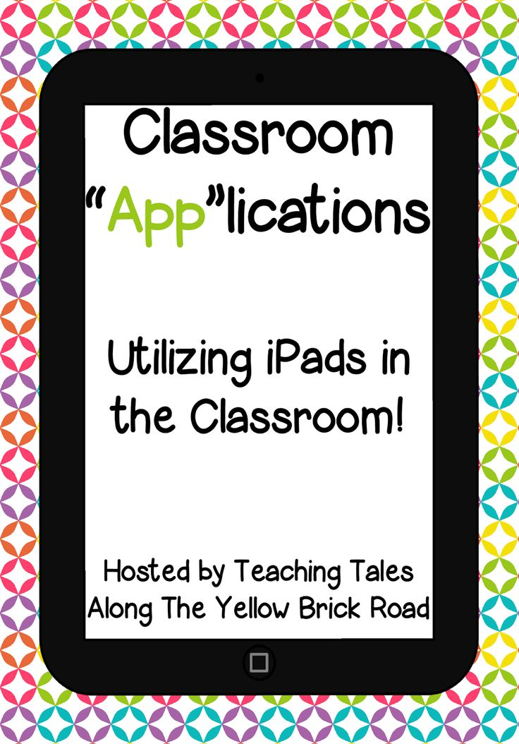 Classroom Applications.. Showbie - Teaching Tales Along the Yellow Brick Road