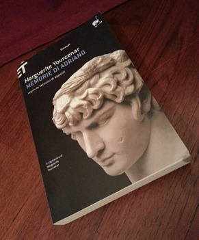 Marguerite Yourcenar, Memorie di Adriano