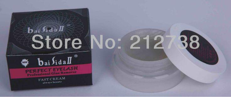 10 ml Baisida extensão de cílios falsos cola adesivo removedor, Limpeza, Creme removedor de cola desligante alishoppbrasil