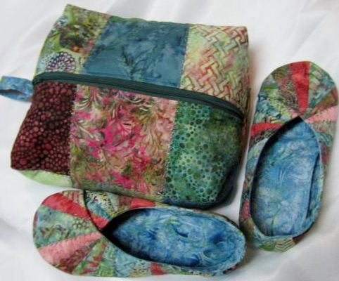 Patterns For Quilted Travel Bags