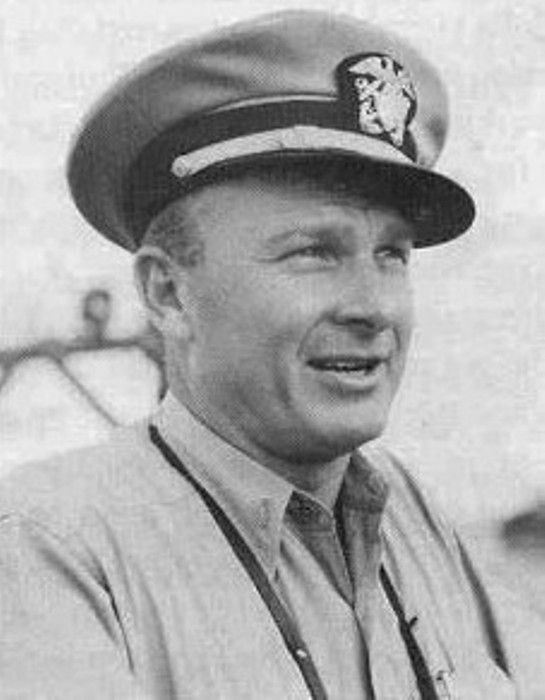 """Actor Eddie Albert, who enlisted in the Navy in 1942, was awarded the Bronze Star with Combat """"V"""" for his actions during the invasion of Tarawa in November 1943, when, as the pilot of a U.S. Coast Guard landing craft, he rescued 47 Marines who were stranded offshore (and supervised the rescue of 30 others), while under heavy enemy machine-gun fire (from Inknscroll)."""
