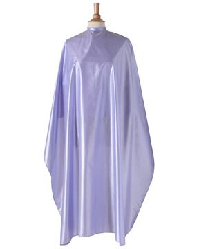 Nylon and polyester blend cape, water-proof