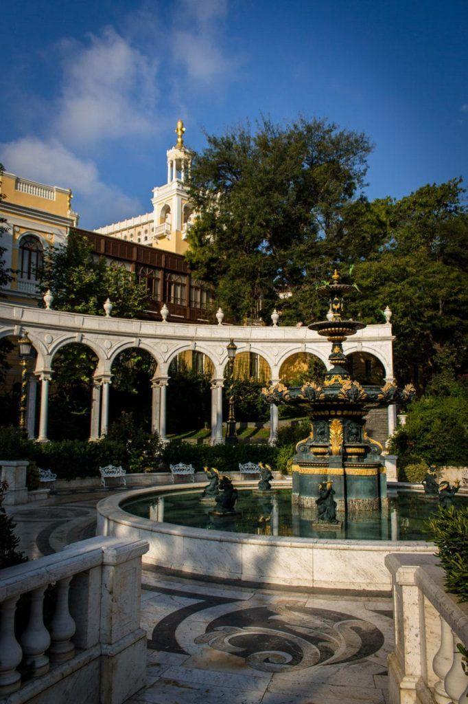 Things To Do In Baku Azerbaijan A Budget Friendly Guide Azerbaijan Travel Baku City Beautiful Places
