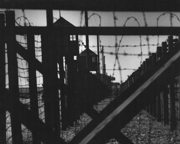 Edward Hartwig. Majdanek - German concentration camp, Lublin