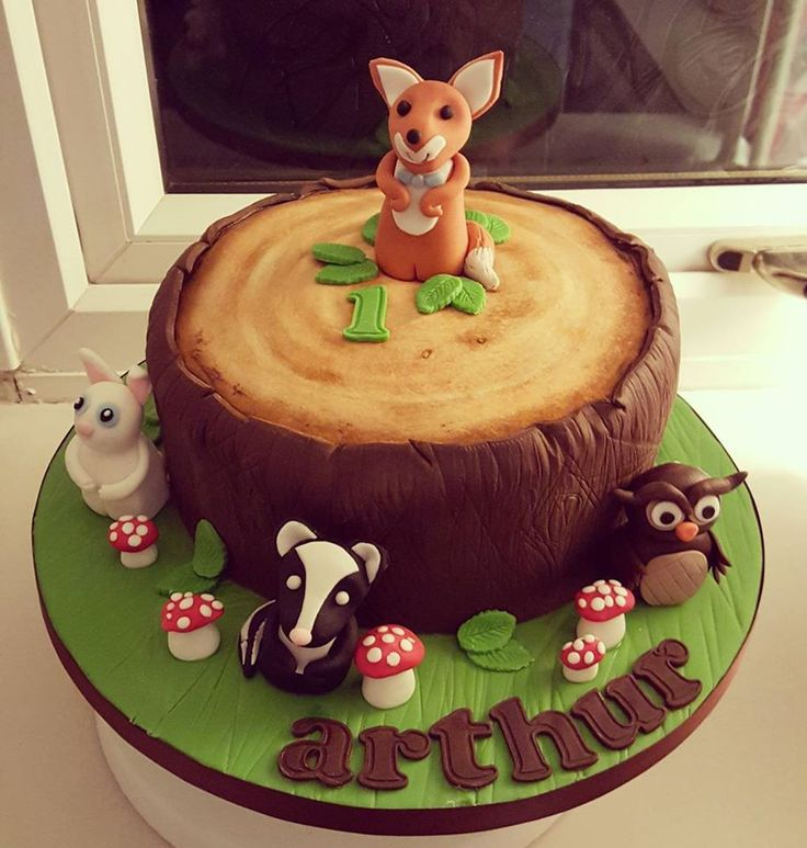 1000 images about 1st birthday cake ideas on pinterest for Decorating 1st birthday cake