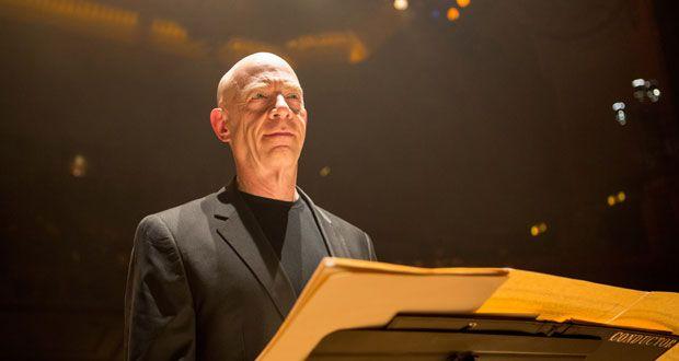 J.K. Simmons ganhou o Oscar de Melhor Ator Coadjuvante por Whiplash - Divulgação