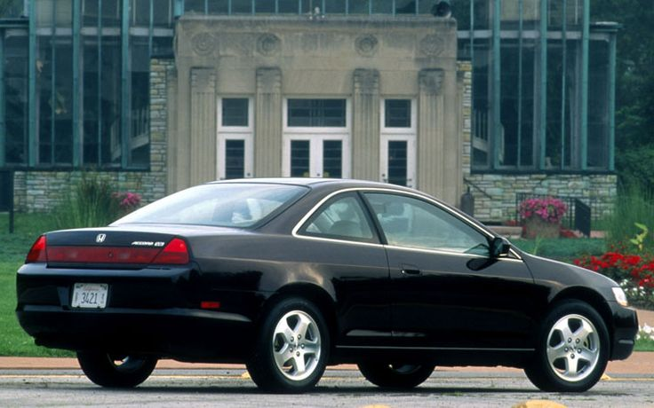 1999 Honda Accord EX. One of my favorite Accord body ...