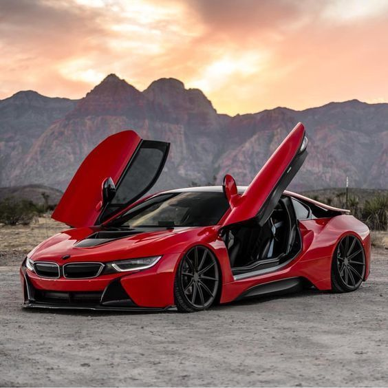 Best Looking BMW I8 (World's Hottest BMW I8)