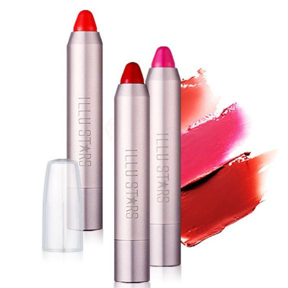 [Catrin] Illustrar Colorfit Lip Rouge (2.6g) Korean Cosmetics #Catrin