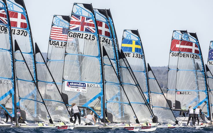 The final event in the 2012-2013 ISAF Sailing World Cup is set to take place in Hyres, France from 22-27 April. The Semaine Olympique Francaise, as it is still known to some, follows previous circuit events in Australia, USA and Spain. The 2012-13 World Cup series has seen the first racing for the two newest