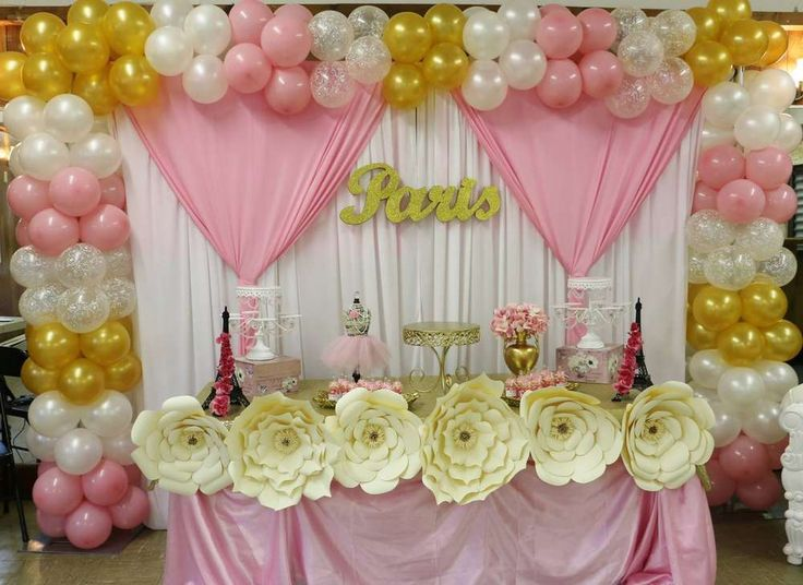 Baby Birthday Wall Decoration : Best ideas about plastic table covers on