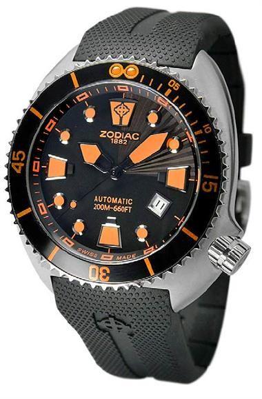 Brand New Zodiac Oceaniare Automatic Diver Watches - Zodiac - Watch Brand Forums - Watch Freeks