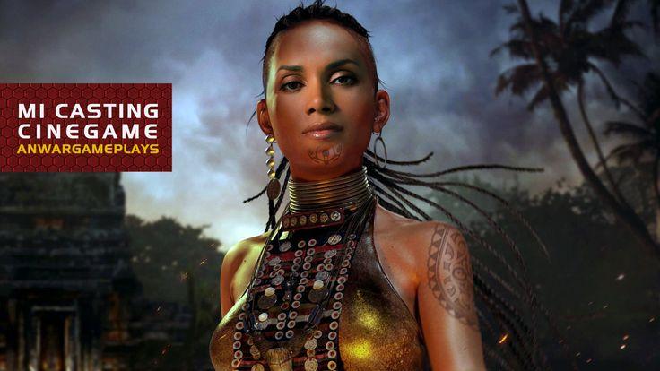 Halle Berry como Citra (Far Cry 3)