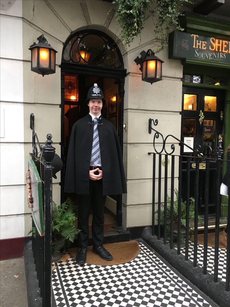 London, Baker Street - Sherlock's Home