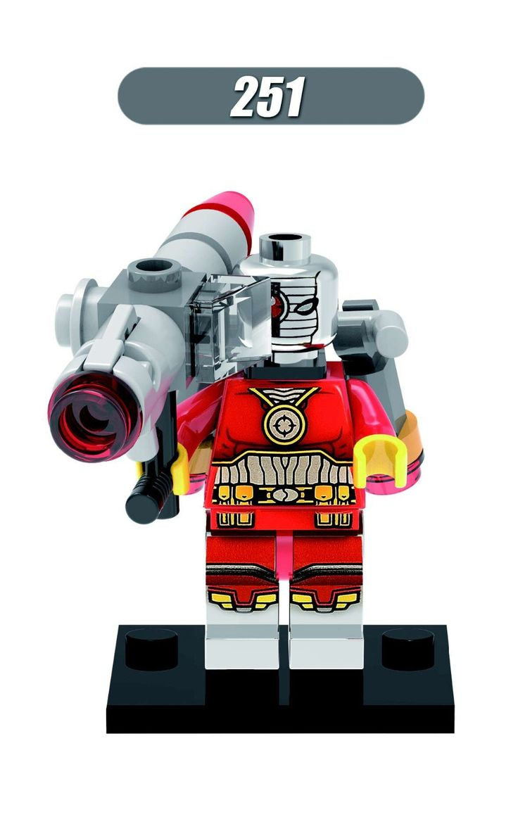 Хк 251 строительные блоки супер герой Deadshot ядовитый плющ женщина кошка джокер Minifigures DC супергерой модели детей кирпичи игрушки