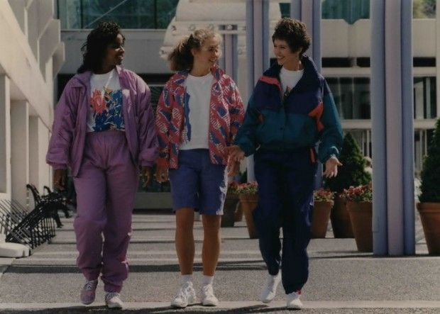 A brief history of the questionable wardrobe choices of runners, throwers and jumpers over the years.