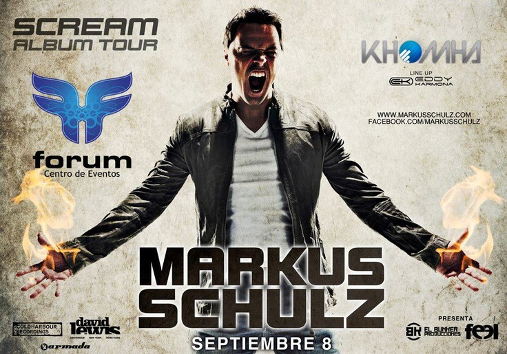Only Trance Only Markus Schulz Love Markus? Visit http://trancelife.us to read our latest #GDJB reviews!