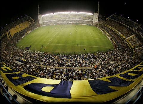 la Bombonera - Buenos Aires - Argentina  Boca Juniors