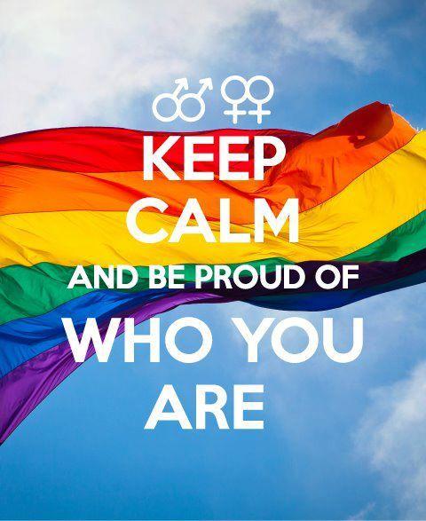 Sommige homo's twijfelen over zich zelf! Dit moeten ze niet doen. Wees trots op wie je bent.