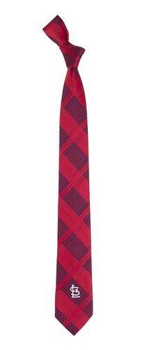 Saint Louis Cardinals St. Tie Skinny Woven Polyester Necktie