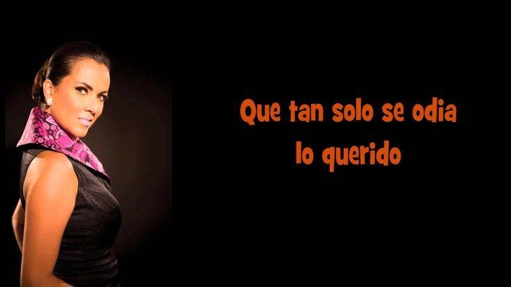 Edith Márquez ♫ Odiame (Letra)