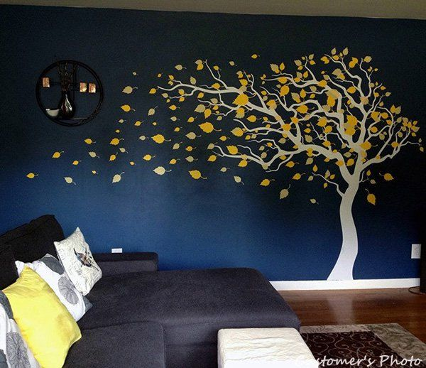 Tree Wall Decals Baby Room - 45+ Beautiful Wall Decals Ideas  <3 <3