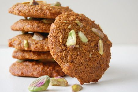Pistache koekjes | Jouw Fabriek