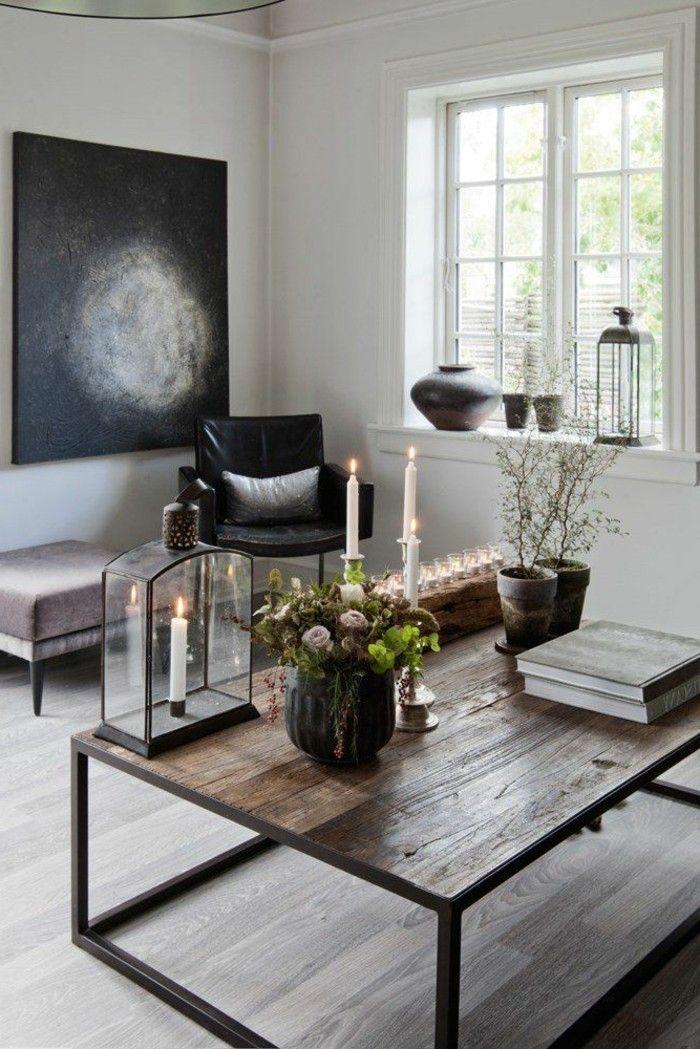 meuble suedois et les meubles scandinaves pour le salon moderne